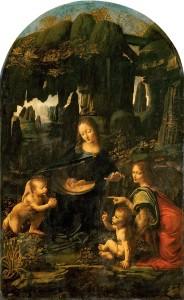 Leonardo's VOR Louvre