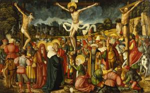 Crucifixion Peter Gertner Walters Art Museum