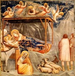GiottoScrovegniChapel_Nativity 1305