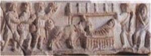 adelphia sarcophagus